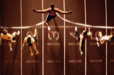 كيف تلتقط أنظمة التتبع الأولمبية العروض الرياضية؟ ما فائدة الكاميرات الإضافية الموجودة في سباقات المضمار والميادين الرياضية؟