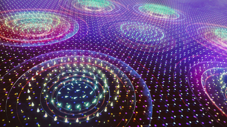 نوع جديد من المعادن تتدفق فيه الإلكترونات مثل السوائل