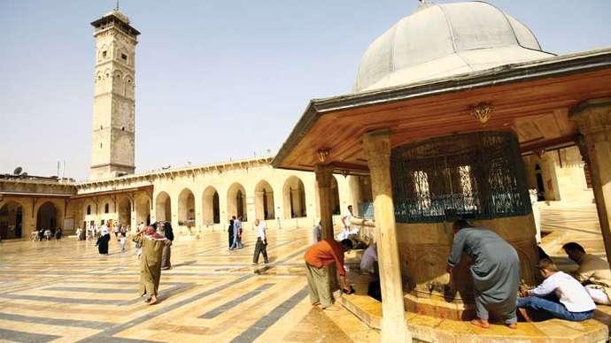جامع حلب الكبير