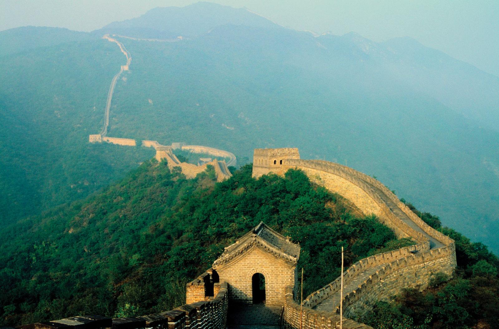 كل ما تود معرفته عن سور الصين العظيم أنا أصدق العلم