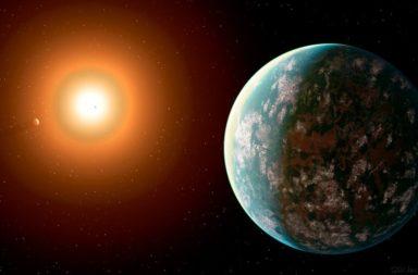 اكتشاف نظام نجمي به كوكب شبيه بالأرض قد يكون صالحًا للحياة - عثر علماء الفلك على نجم يبعد عنا 35 سنة ضوئية تدور حوله بعض الكواكب - تحليل دوبلر الطيفي