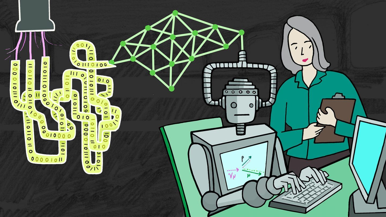 دور تعلّم الآلة في فيزياء الجسيمات ومستقبلها