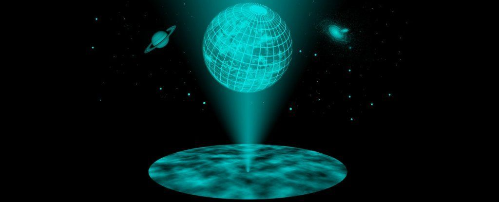 الكون عبارة عن هولوجرام، هل هذه الحياة حقيقة أم خيال؟