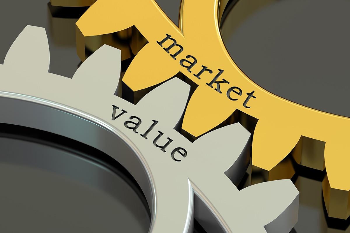 ما هي القيمة السوقية؟