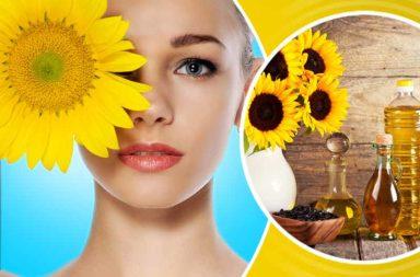 الاعتناء بالبشرة باستخدام زيت عباد الشمس - كيف يساعد زيت عباد الشمس في الحفاظ على صحة البشرة والاعتناء بها؟ استخدام زيت دوار الشمس للبشرة