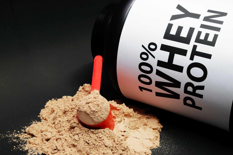 بروتين مصل اللبن وفوائده الصحية