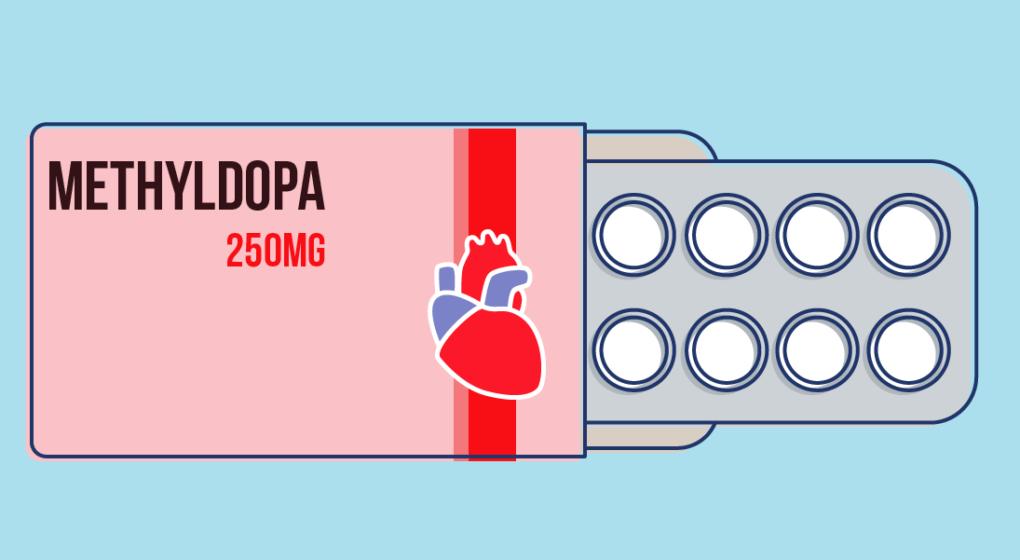 ميثيل دوبا (Methyldopa): الاستخدامات والجرعات والتأثيرات الجانبية والتحذيرات - تخفيض ضغط الدم - علاج ارتفاع ضغط الدم - ألدوميت