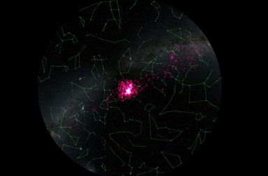 شيء غير مرئي يمزق أقرب عنقود نجمي إلى الأرض - أقرب عنقود نجمي إلى نظامنا الشمسي يتعرض للتمزق والاضطراب - المادة المظلمة - العناقيد النجمية