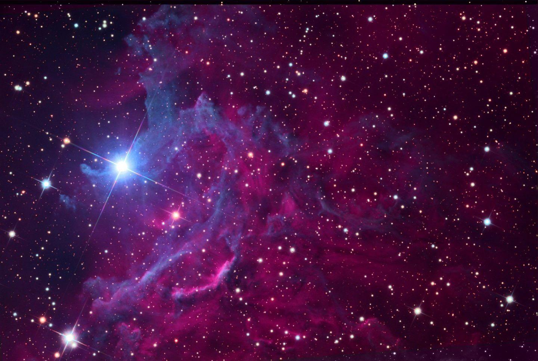 متى بدأت النجوم بالتكون في الكون ؟
