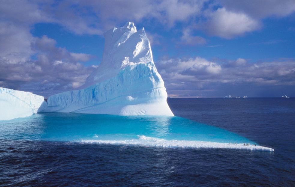 دراسة على كل الجبال الجليدية في العالم تكشف عن مصير مدمر
