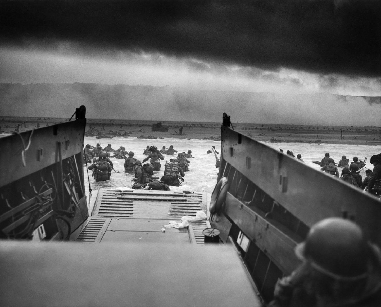 غزو النورماندي ... أكبر إنزال بحري في التاريخ