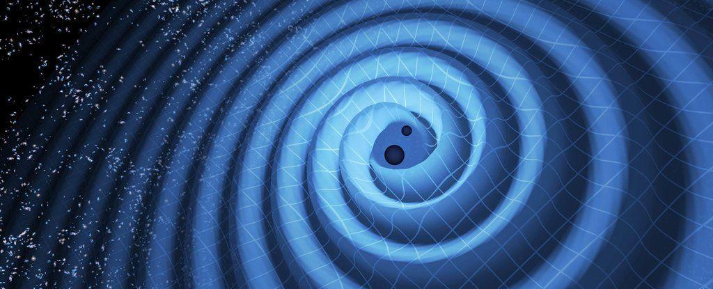 مرصد ليغو يفعلها مجددًا، التقاط موجات الجاذبية للمرة الثالثة