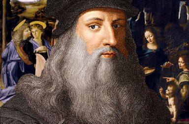 تمكن العلماء من حل أحد أغرب ألغاز ليوناردو دافينشي التاريخية - حل أحد أعظم ألغاز رسومات دافينشي Leonardo da Vinci - سالفاتور موندي