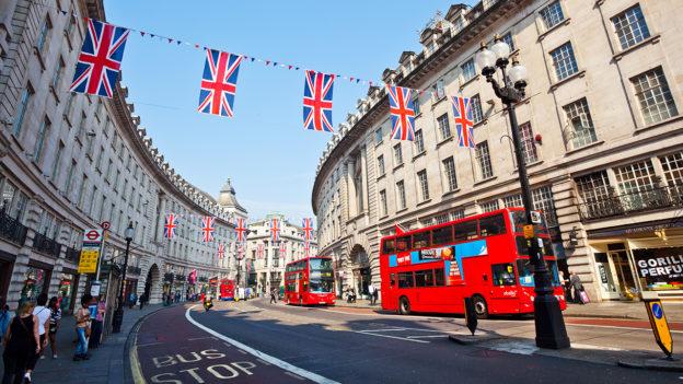 لمحة عن تاريخ لندن