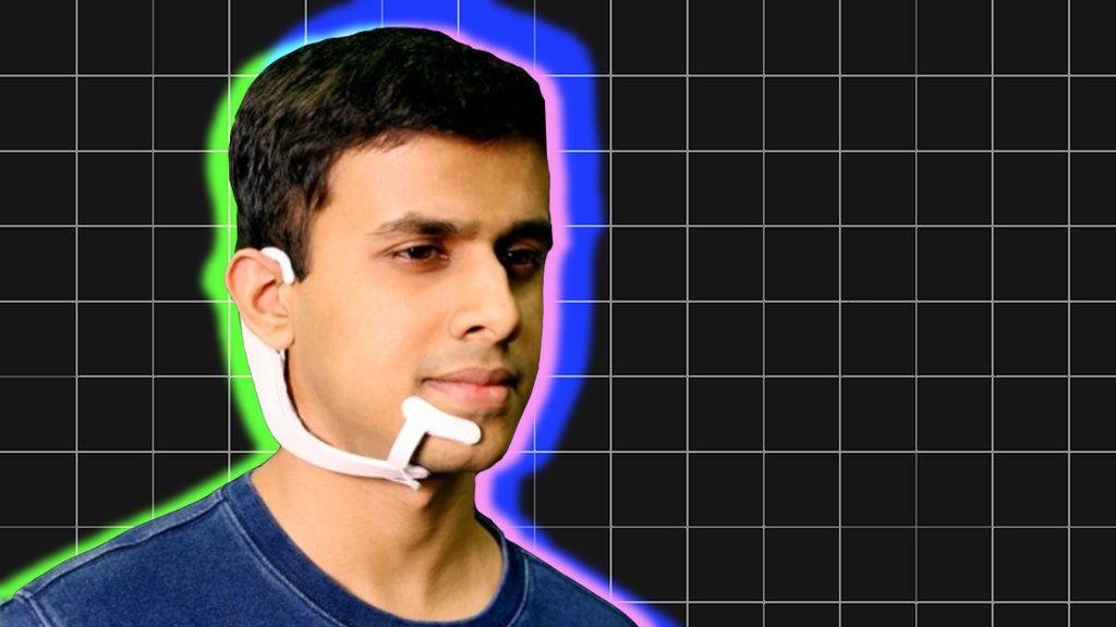 هذا الجهاز الغريب يمكن أن يفسر أفكارك، ويتحدث معك دون أن يسمعك أي شخص آخر