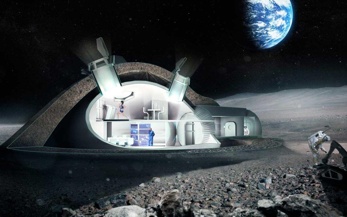 تأسيس قاعدة بشرية على القمر: الأهداف والأسباب - لماذا يجب علينا أن نبني قاعدةً بشريةً على القمر؟ كيف يعمل الجسم البشري في الفضاء؟
