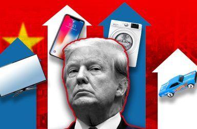 تعريفات ترامب الجمركية ضد الصين تضرب الطبقة الفقيرة ومنخفضة الدخل بالولايات المتحدة بقوة التعريفات الجمركية التي فرضها ترامب على الصين
