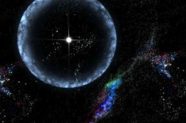 هل نستطيع رؤية النجوم الميتة في سماء ليلنا - الأجرام السماوية الهائلة - قياس المسافات بين النجوم خارج نظامنا الشمسي - مراحل تطور النّجوم - مستعر أعظم