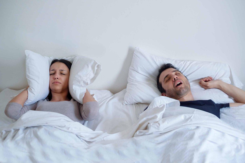 انقطاع النفس النومي: الأسباب والأعراض والتشخيص والعلاج