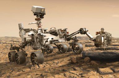 البحث عن الحياة على المريخ في عينات المركبة بيرسيفيرانس - مهمة المركبة بيرسيفيرانس على سطح المريح ووظيفتها في البحث عن حياة خارج الأرض