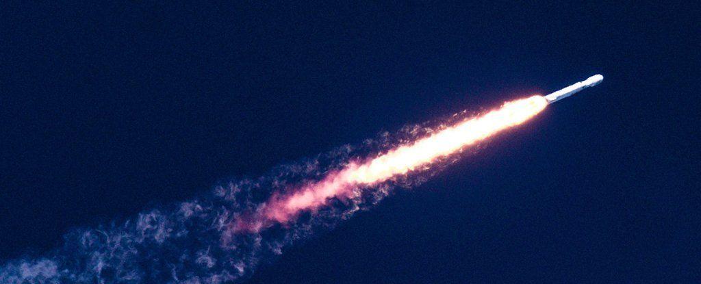 يعتقد علماء ناسا أنهم قد يكونون قادرين على استخدام تربة المريخ كوقودٍ للصواريخ