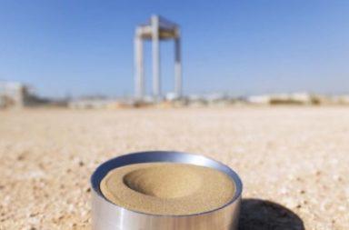 قد تساعدنا الرمال الساخنة في تخزين الطاقة المتجددة - استخدام رمال السيليكا بهدف تخزين الطاقة الحرارية وإطلاقها عند الحاجة إليها
