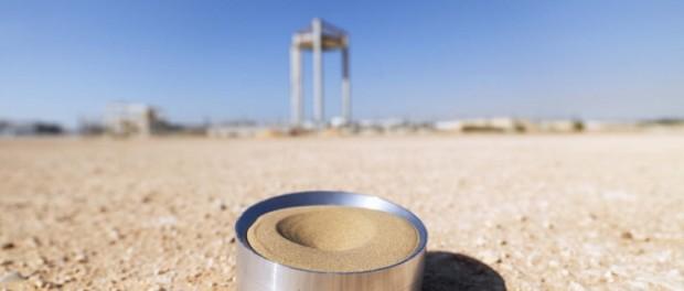 قد تساعدنا الرمال الساخنة في تخزين الطاقة المتجددة