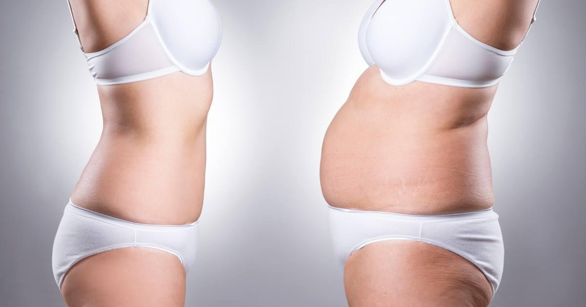 هل يسبب انقطاع الطمث زيادة الوزن؟