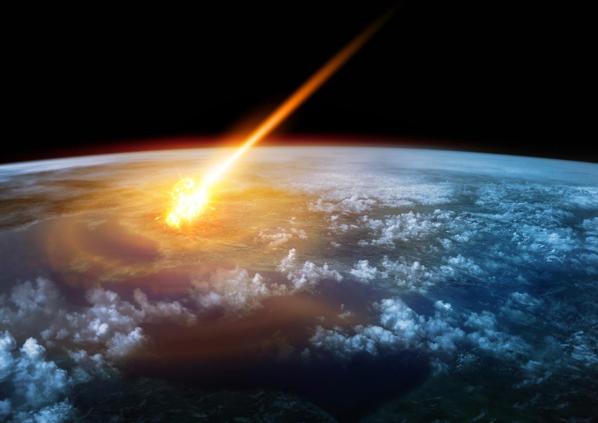 سقوط نيزك على ولاية ميتشغن قد يكشف لنا أسرار الحياة على كوكب الأرض