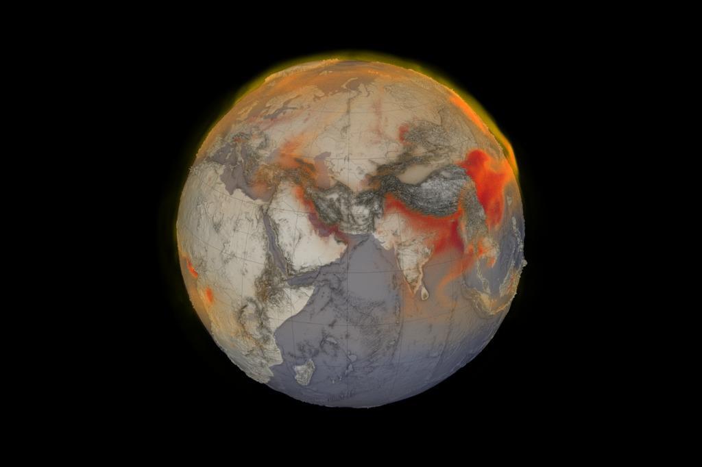 الأرض متجهة إلى حالة لم تشهدها طوال 50 مليون سنة