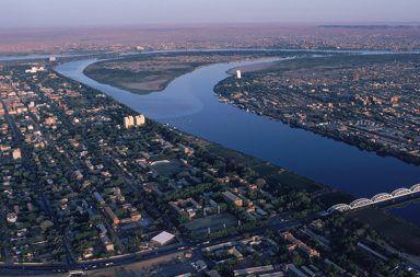 سد النهضة الكبير في إثيوبيا يتحدى موقف مصر العدواني تجاه النيل المياه المتدفقة إلى مصر عبر سد النهضة نهر النيل في مصر حصة المياه
