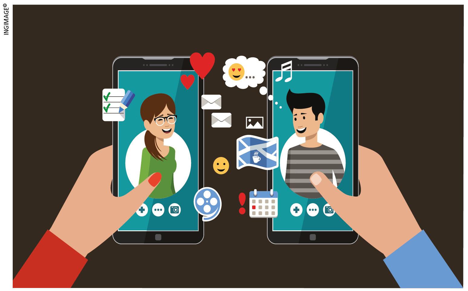 هل المواعدة عبر الإنترنت الطريقة الأكثر أمانًا لترتيب موعد - خدمات المواعدة على مواقع الإنترنت - الرغبات الجنسية المكبوتة