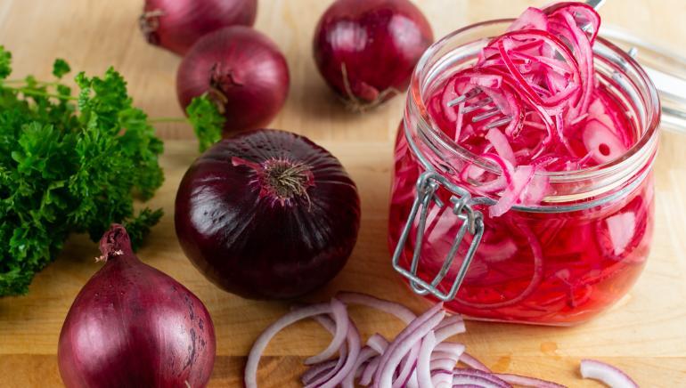 لماذا يعد البصل مفيدًا لصحتك؟