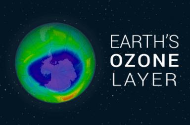 يسجل ثقب الأوزون أصغر قياس له منذ عقود تعافي ثقب الأوزون المواد التي تسبب الثقب في طبقة الأوزون طبقة الستراتوسفير عوادم السيارات