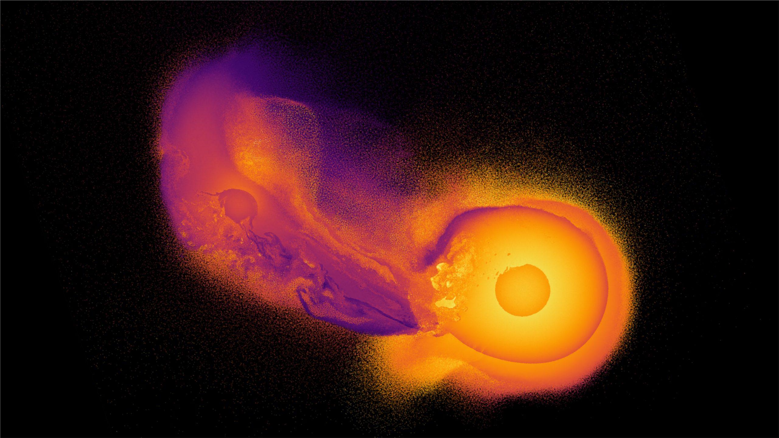 الذي كوكب أورانوس جانبه؟ PBeGDWb3xhJyvtYp8ivA