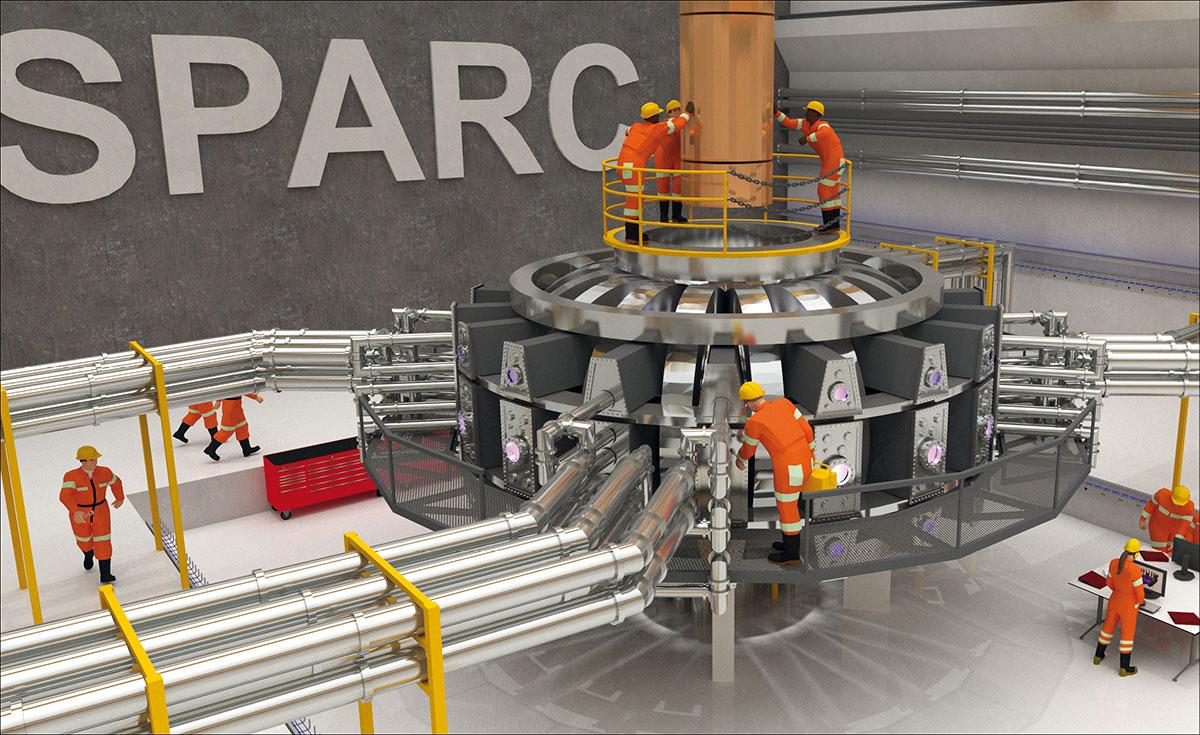 احتمال تشغيل أول مفاعل اندماج نووي بحلول عام 2025 - توليد كميات عظيمة من الطاقة النظيفة - إندماج ذرات الهيدروجين لتكوين الهيليوم - الاندماج