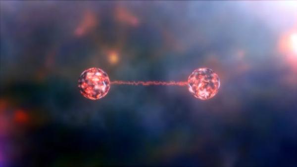 استخدام أيونات البيريليوم في الكشف عن الأكسيونات
