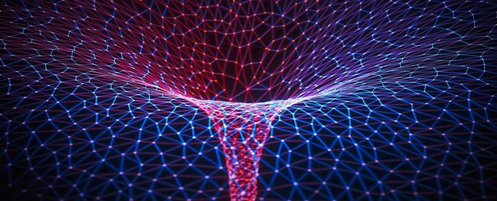 كيف نرصد الثقوب الدودية في الكون - ما هي الثقوب الدودية في الفضاء وكيف سيتمكن العلماء من رصدها - جسور تربط بين نقاط مختلفة على نسيج الزمكان