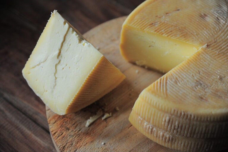 الجبنة: معلومات غذائية