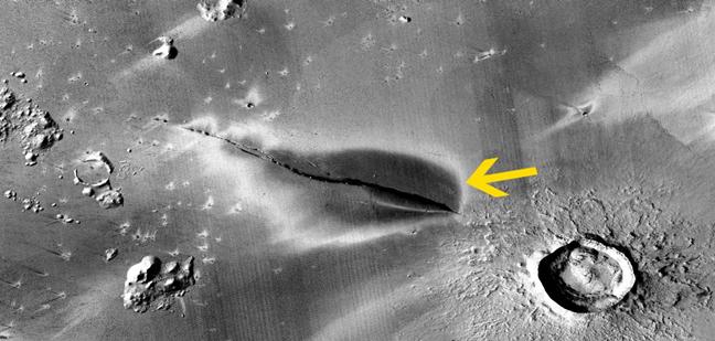 دليل على نشاط البراكين كوكب المريخ يعزز صلاحيته للسكن - دراسة على الأقسام البركانية فوق سطح الكوكب الأحمر - منخفض إيليزيوم على سطح المريخ