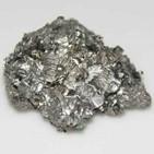 عنصر الهافنيوم النقي بعد تحليله كهربائيًا (22 جرام)