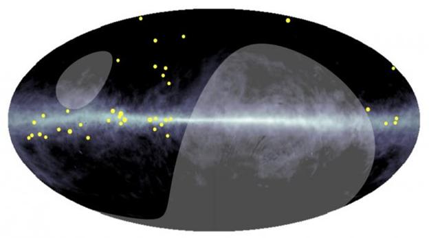 انتشار أشعة غاما