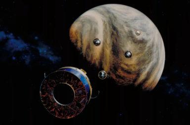 الحياة على كوكب الزهرة إن وجدت ستكون لنوع جديد من الكائنات الحية - الحياة على الزهرة قد تكون لكائن حي لم يره كوكب الأرض من قبل.