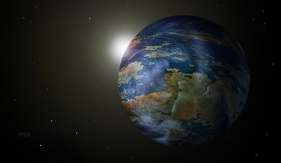 دراسة تشير إلى احتمال وجود كواكب مناسبة للحياة أكثر من الأرض
