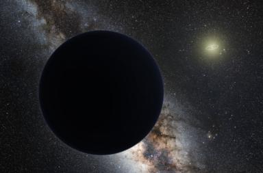 الكوكب التاسع قد يخالف الدراسات الجارية في حال وجوده - أظهرت الدراسات وجود كوكب تاسع مختبئ على حواف نظامنا الشمسي - سحابة أورط