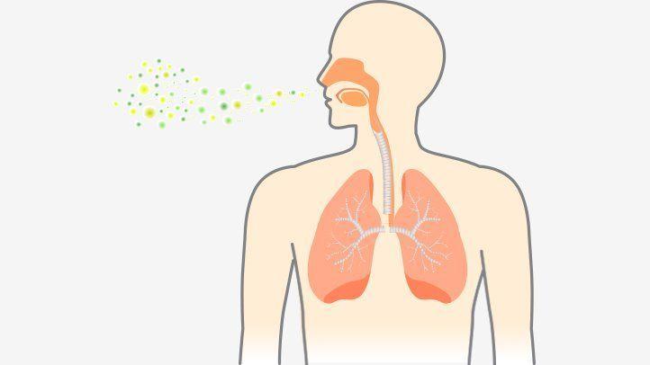 يمكن للجراثيم والفيروسات أن تسبّب التهابًا رئويًا إلا أنّ أحدها أكثر ضررًا بالقلب