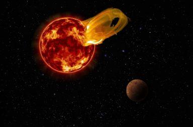 أول تقرير عن طقس أقرب نجم إلى الأرض - طقس النجم القزم الأحمر بروكسيما سنتوري - ظروف وأحوال الكوكب الصخري بروكسيما سنتوري ب