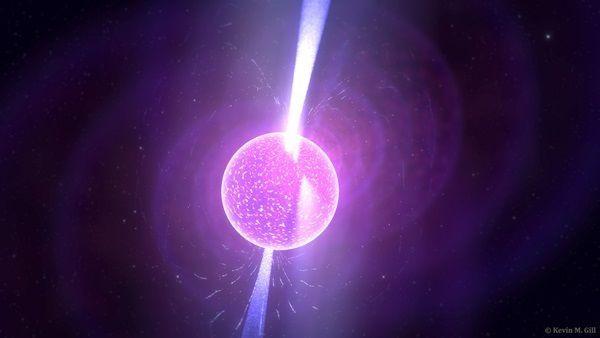 إثبات جديد للنسبية العامة عبر قياسات النجوم النابضة في الفضاء