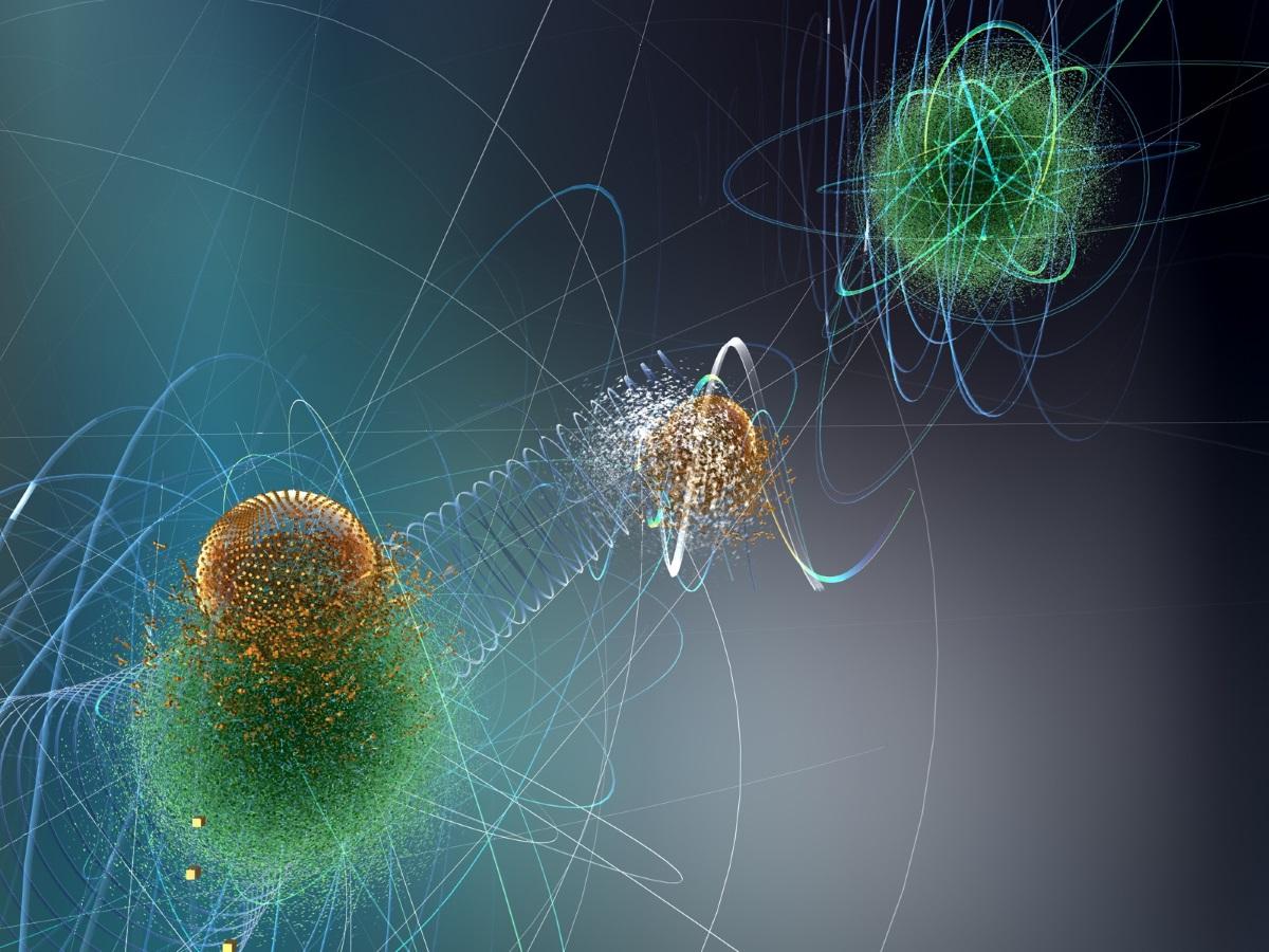 تمكن باحثو الكَمّ من تقسيم فوتون واحد إلى 3 أجزاء