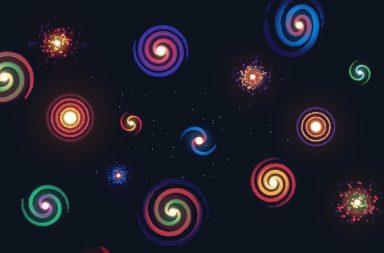 هل سببت الطاقة المظلمة الانفجار العظيم - كيف شكلت الطاقة المظلمة كوننا - تمدد الكون - الجسيمات التي ملأت الكون من طريق فقد الطاقة